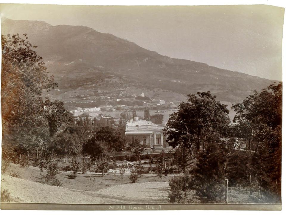 Ялта. 1880-е.