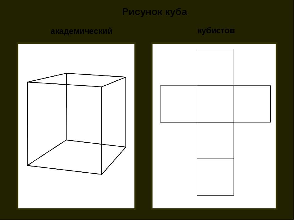 Как сделать рисунок кубами