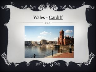 Wales - Cardiff