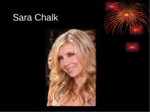 Sara Chalk