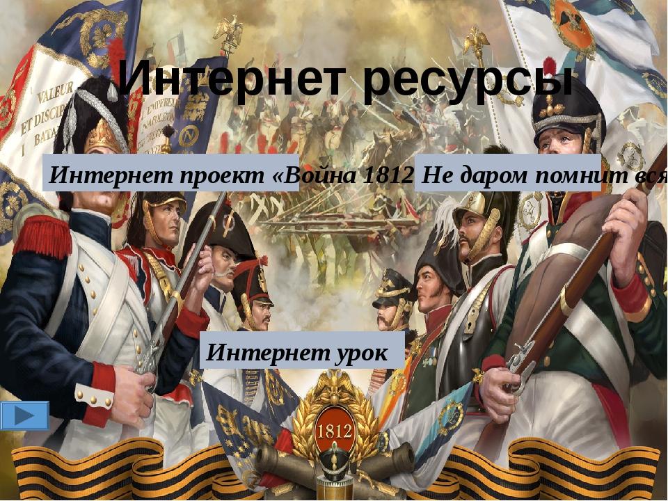 Использованные ресурсы: http://patrio.ru http://tmaudiofm.ru/playing/m-u-lerm...