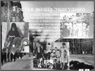 Осенью 1941 года, сразу после установления блокады, советские войска предпри