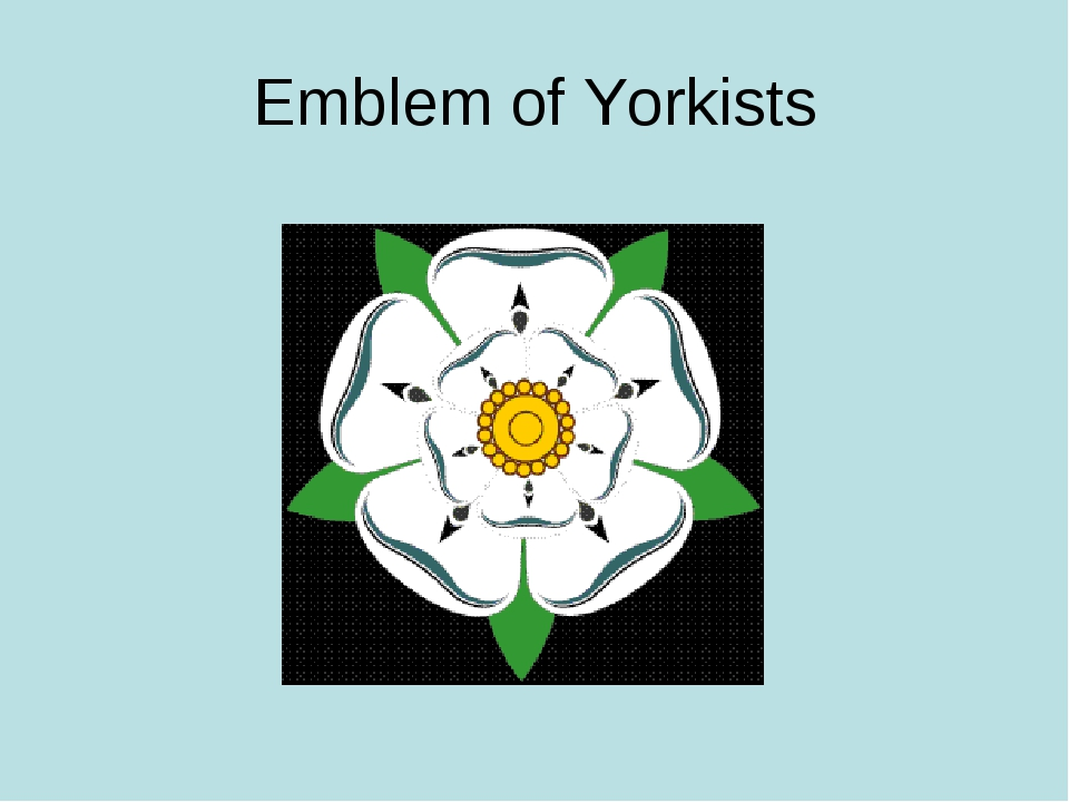 Emblem of Yorkists