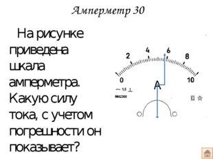 Сила тока 40 Изображение на экране осциллографа образуется под воздействием б