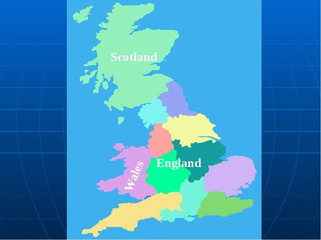 Scotland England Wales