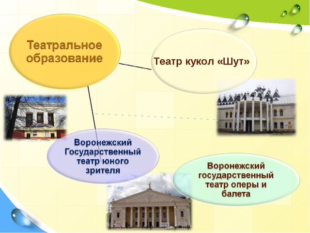 Театр кукол «Шут»