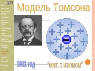 ТОМСОН (Thomson) Джозеф Джон (1856-1940), английский физик, основатель научно