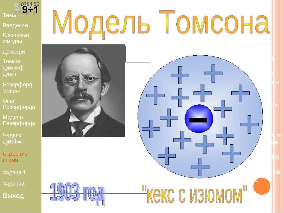 ТОМСОН (Thomson) Джозеф Джон (1856-1940), английский физик, основатель научно...