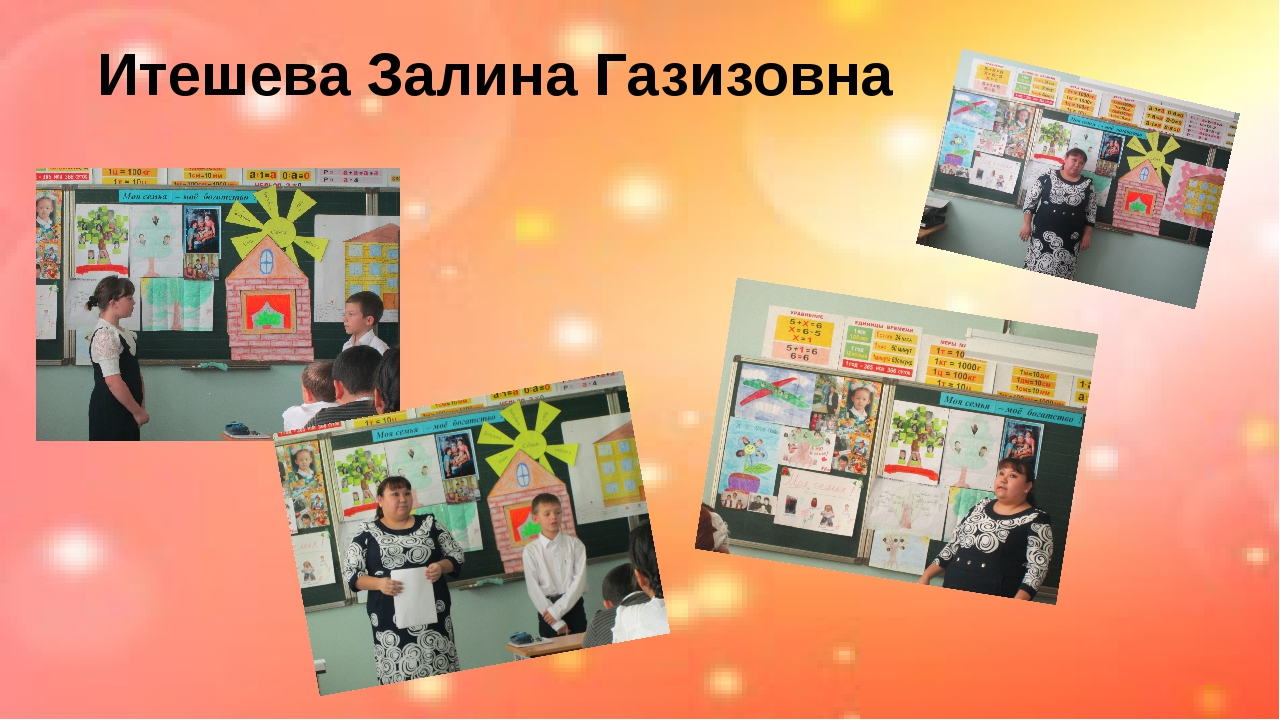 Итешева Залина Газизовна