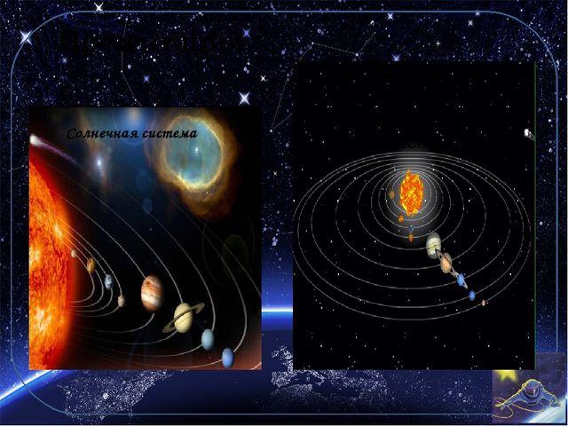 Презентация Солнечная система Солнечная система Солнечная система Солнце и д...