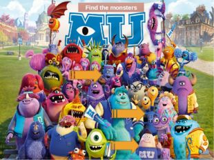Find the monsters