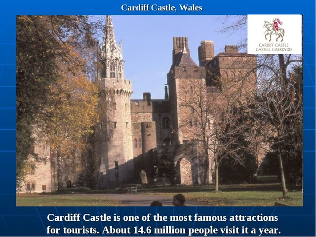 Cardiff Castle, Wales Cardiff Castle is one of the most famous attractions fo...