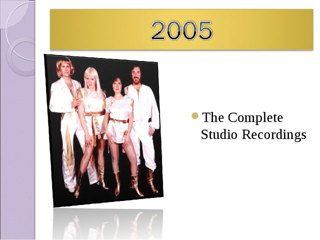 The Complete Studio Recordings