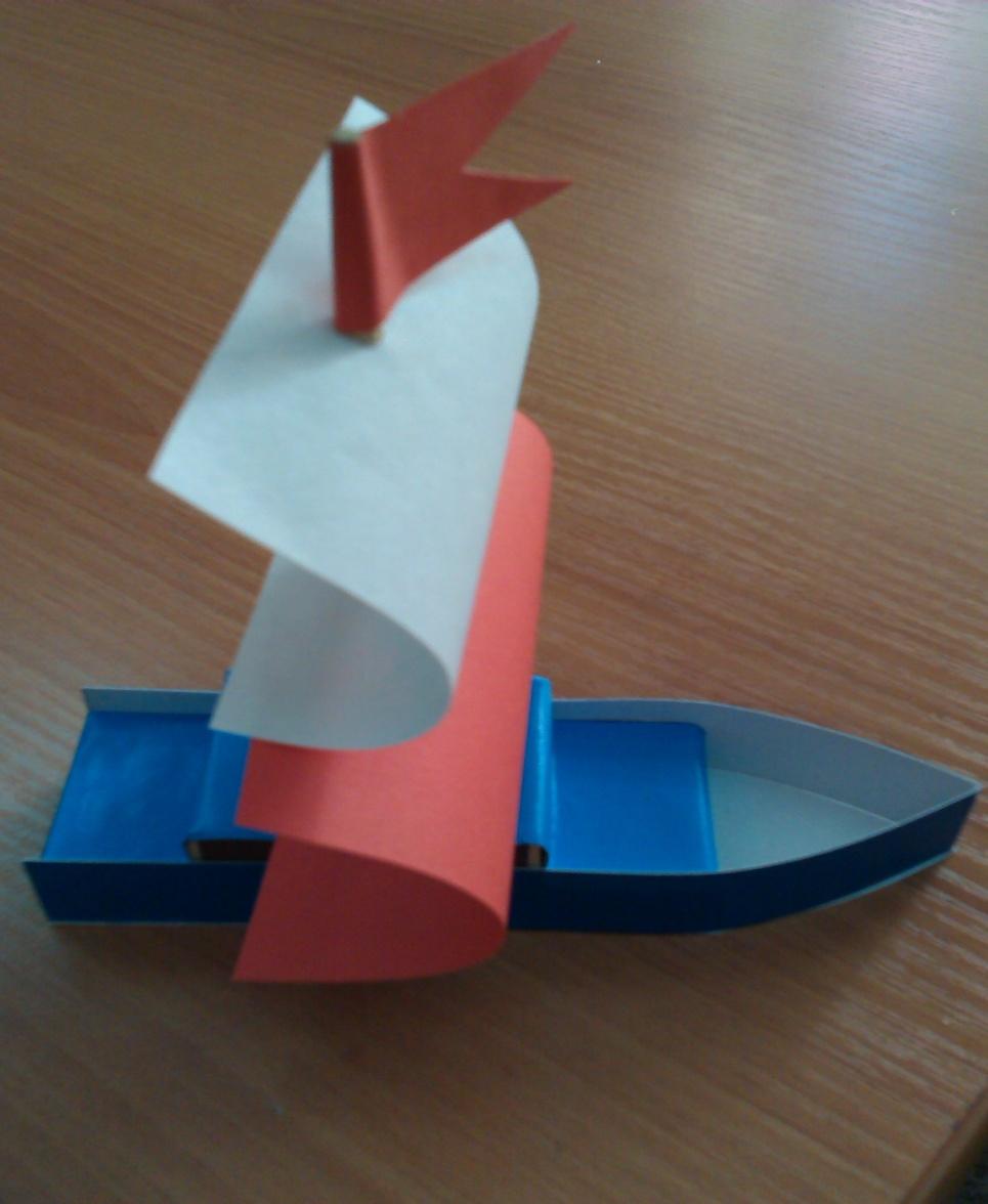 Как сделать кораблик из подручных материалов 50 фото идей 76