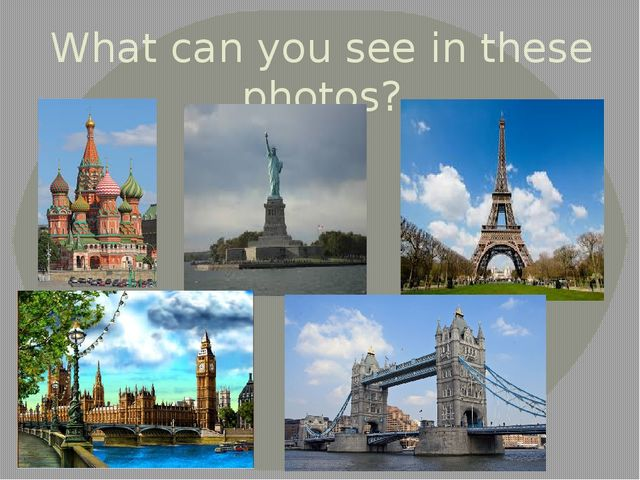 What can you see in these photos?