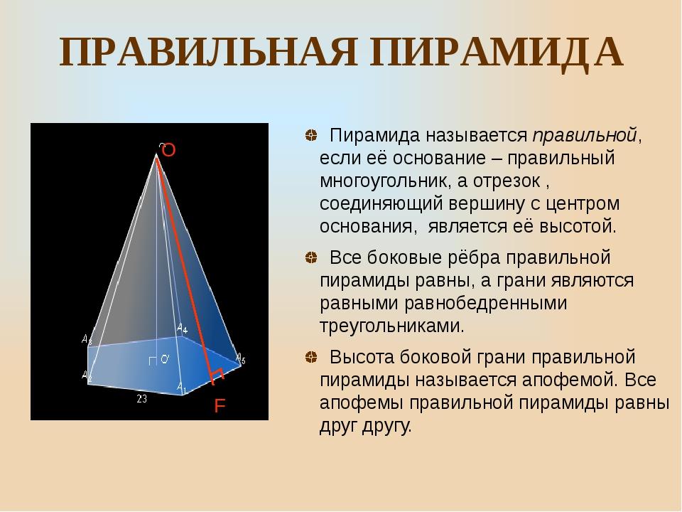 случае свойства пирамид картинки фото позицию
