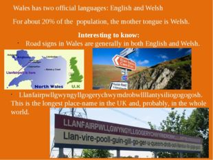 The Welsh people are fond of folk music, singing, poetry and drama. Every yea