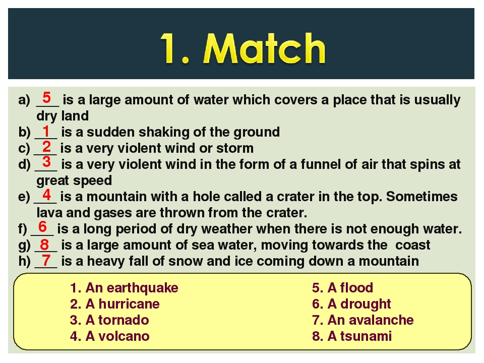 ___ is a large amount of water which covers a place that is usually dry land...