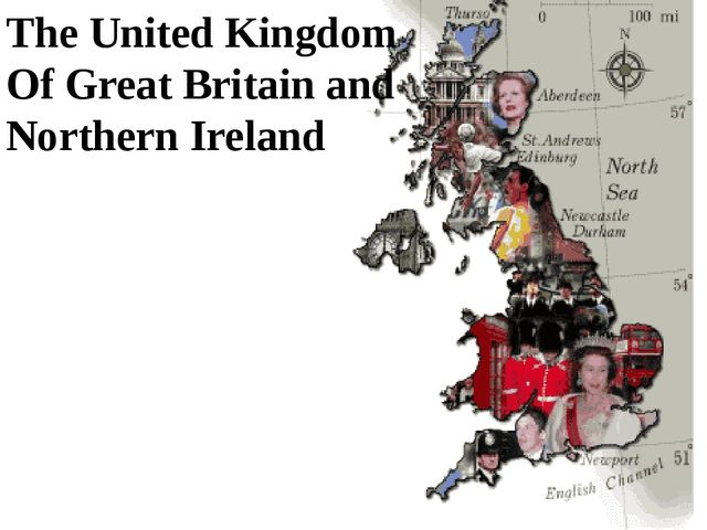 T The United Kingdom Of Great Britain and Northern Ireland