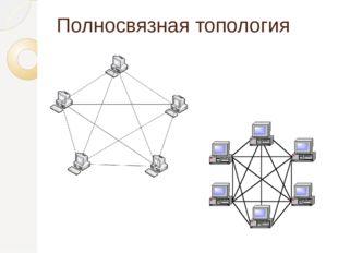 Полносвязная топология