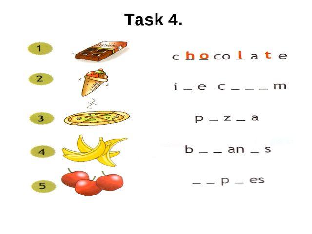 Task 4.