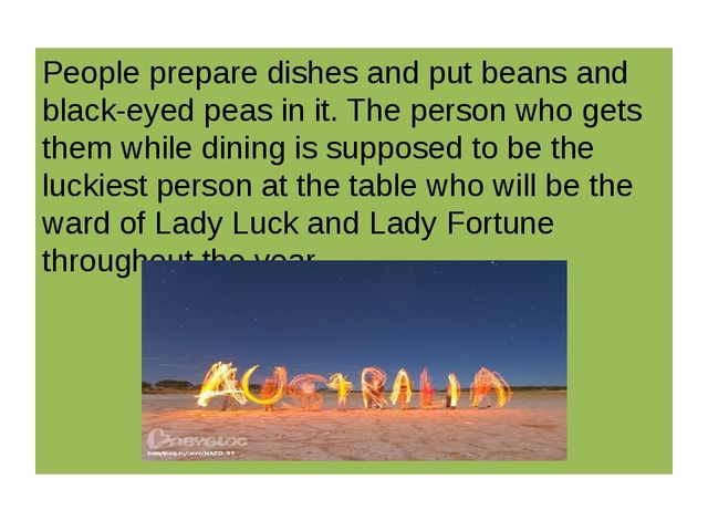 People prepare dishes and put beans and black-eyed peas in it. The person wh...