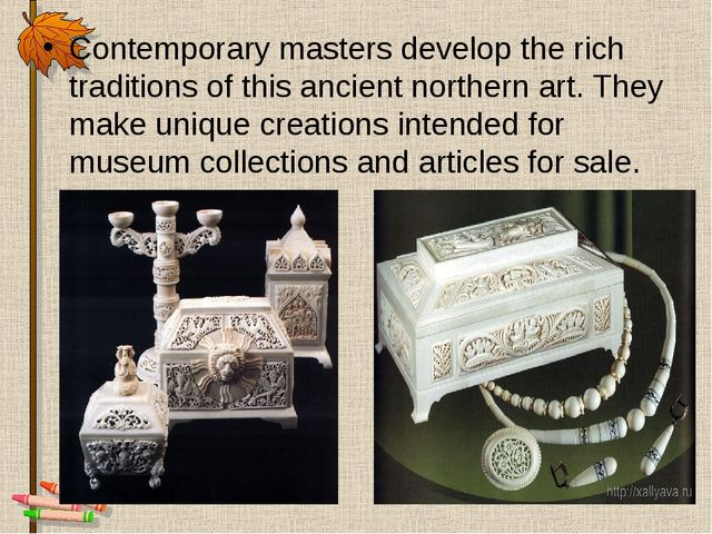 Contemporary masters develop the rich traditions of this ancient northern art...