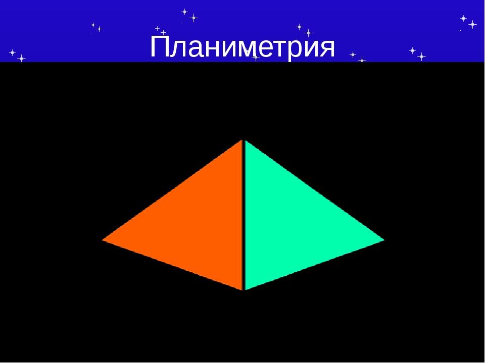 Планиметрия