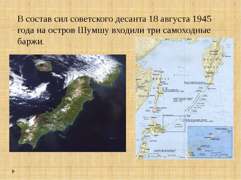 В состав сил советского десанта 18 августа 1945 года на остров Шумшу входили...