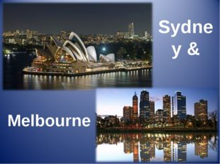 Melbourne Sydney &