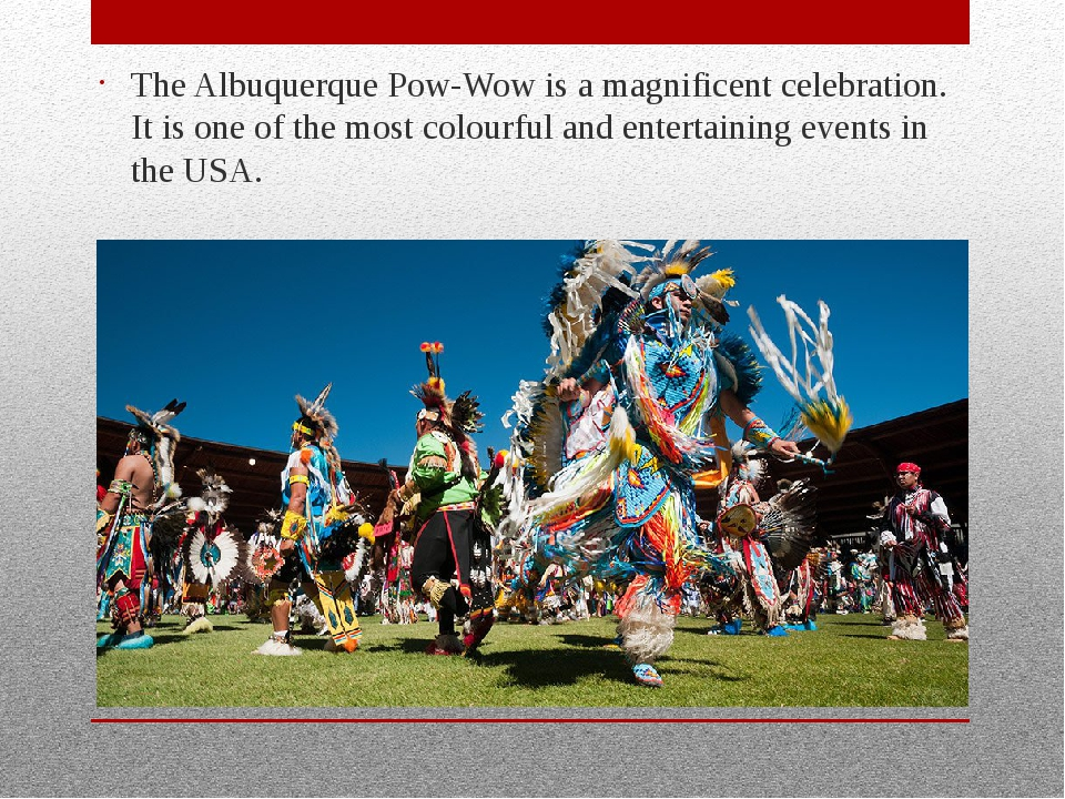 The Albuquerque Pow-Wow is a magnificent celebration. It is one of the most c...