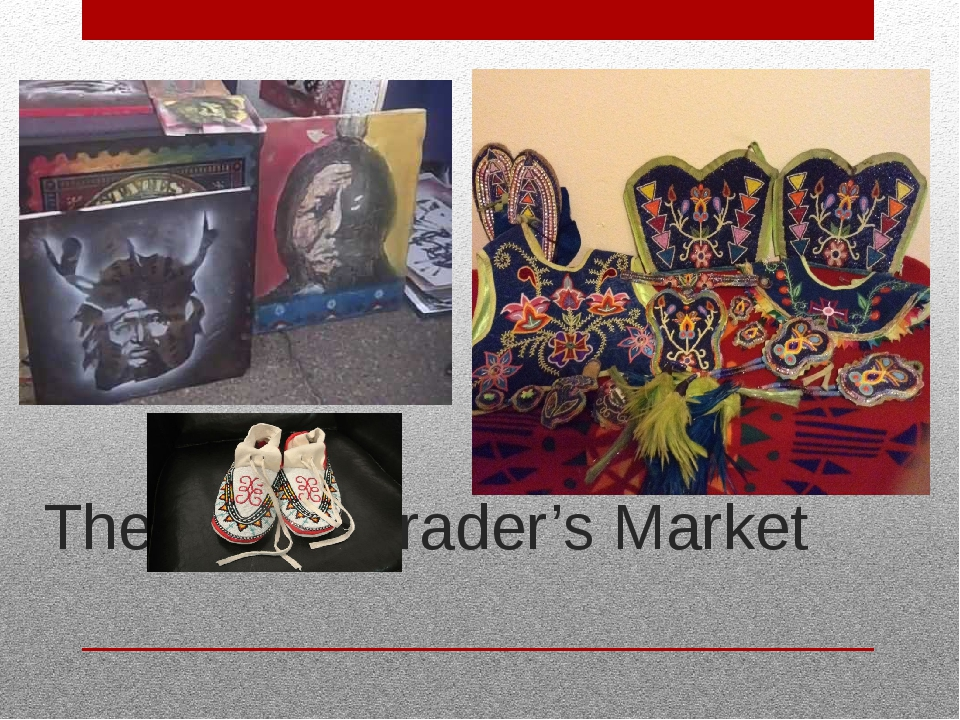 The Indian Trader's Market