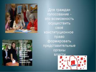 Алгоритм избирательного процесса Выдвижение кандидатов в депутаты; Оформление
