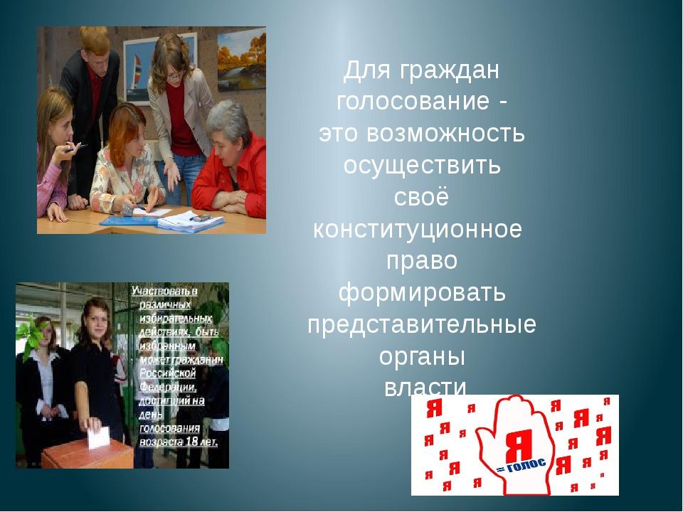 Алгоритм избирательного процесса Выдвижение кандидатов в депутаты; Оформление...