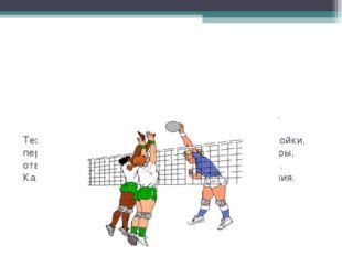 Техника игры включает в себя основные приемы: стойки, передвижения, передачи