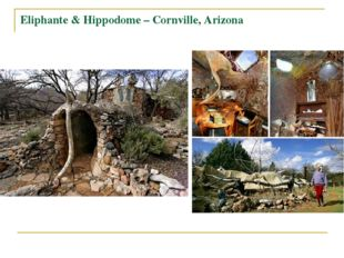 Eliphante & Hippodome – Cornville, Arizona