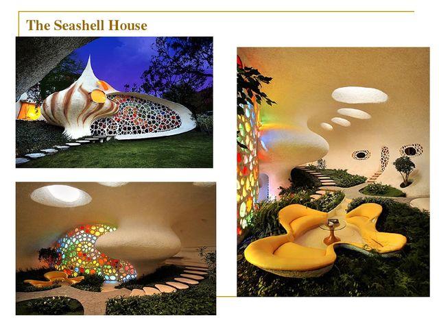 The Seashell House