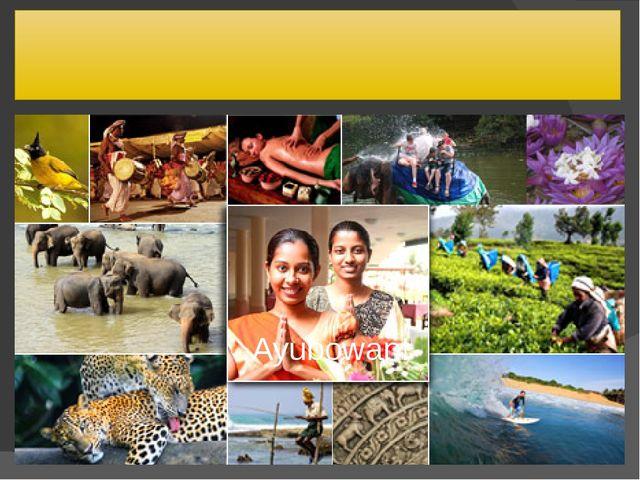 "Welcome to Sri Lanka Ayubowan! It means ""May you live a long life"" Ayubowan!"