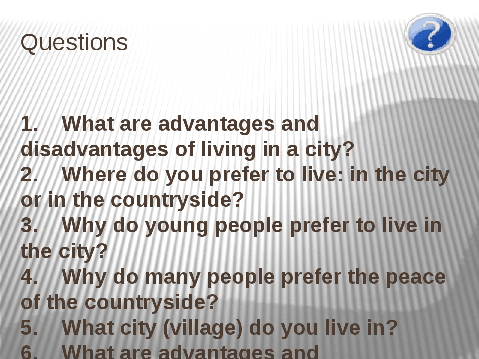advantages and disadvantages of living in the city and living in hometown essay Advantages of small town living vs the advantages of big city living the city and living in hometown essay advantages and disadvantages of living in a.