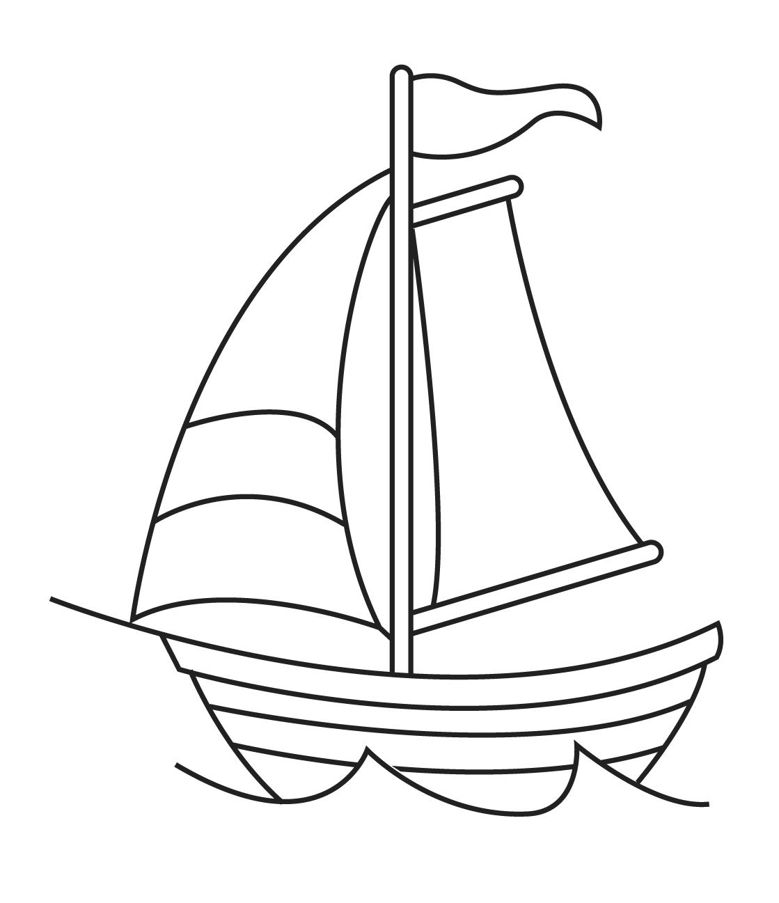 Картинка кораблика с парусами для детей, руками шарики