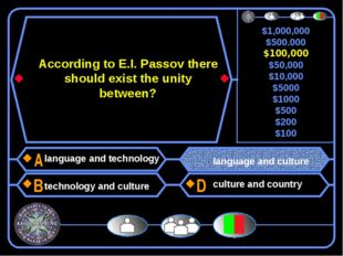 A te language and technology technology and culture language and culture cult