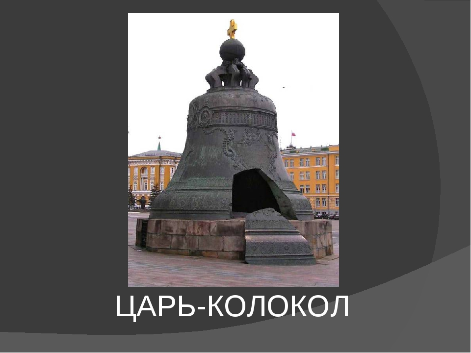 ЦАРЬ-КОЛОКОЛ