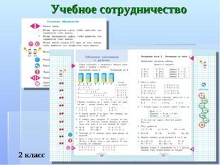 Учебное сотрудничество 2 класс
