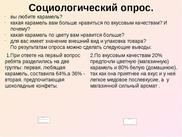 Социологический опрос. вы любите карамель? какая карамель вам больше нравитьс...