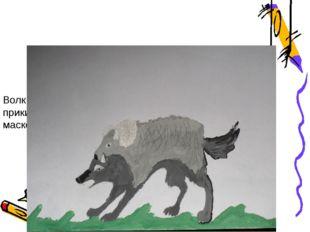 Волк в овечьей шкуре - злые люди, прикидывающиеся добрыми, которые прячутся