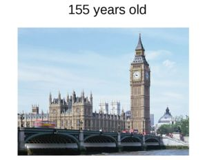 155 years old