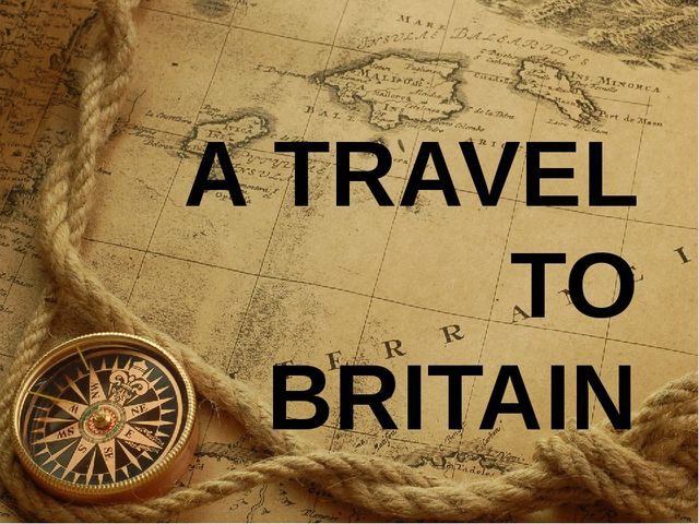 A TRAVEL TO BRITAIN