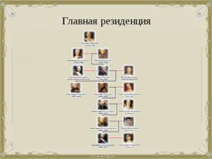 Главная резиденция «царствующего града Санкт-Петербурга»