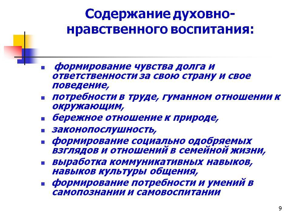 основным недостатком проблемы духовно нравственного воспитания в беларуси модели