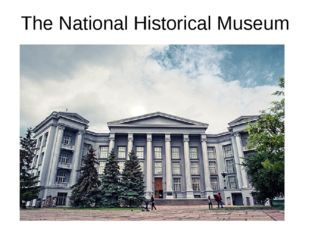 The National Historical Museum